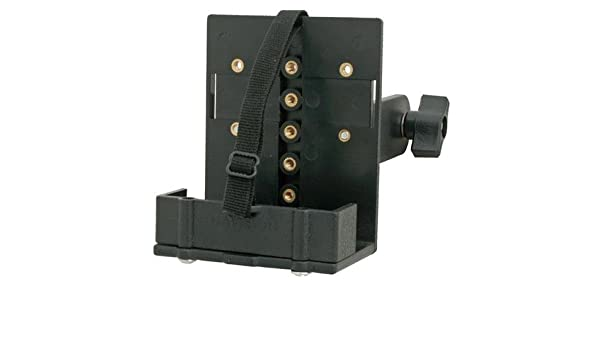 Cavision Open Adjustable Accessory Case with Connection Piece for Shoulder Pad