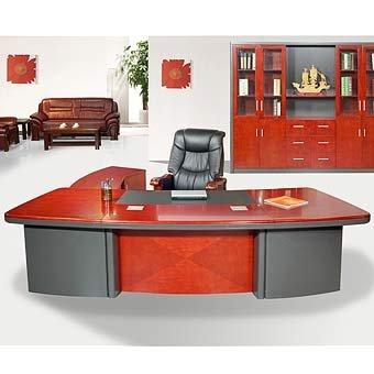 Schreibtisch büromöbel  Chef Schreibtisch Bueromoebel Büro Büroausstattung 3,2 m ...