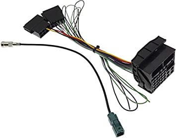 Adaptador de Cable de Antena NAVI Compatible con VAG MFD2 ...