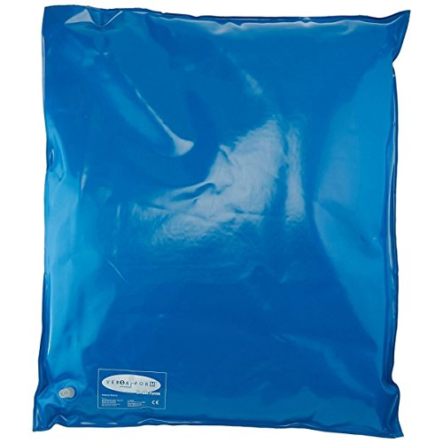 Sammons Preston Versa Form Plus Positioning Pillow, Blue, 22