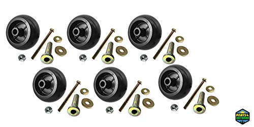 - Parts 4 Outdoor 6 Deck wheel Kit REPLACEMENTUSA MADE Fits Exmark 103-3168 103-4051 1-603299
