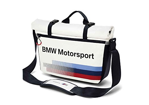 BMW Motorsport Messenger Bag 80222446463 by BMWPARTS