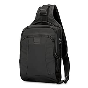 Pacsafe Metrosafe LS150 Anti-Theft Sling Backpack, Black