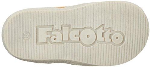 FalcottoFalcotto 4177 - Botines de Senderismo Bebé-Niños Amarillo (Gelb)