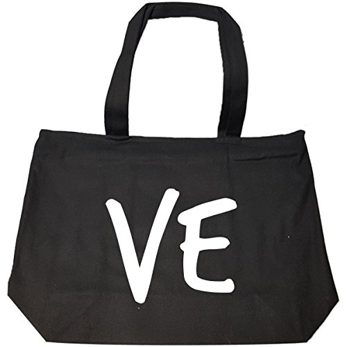 Ve Her Best Gifts For Couples - Tote Bag With Zip by jcluinc