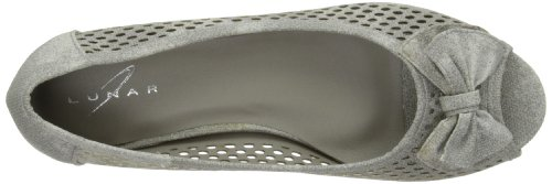 Lunar Sandalias de pieles de Flc270 Gris gris mujer Vestir otras Grey RrWHxRqn