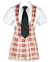 Hetalia: Axis Powers Cosplay Costume - World W College Female 2nd Large