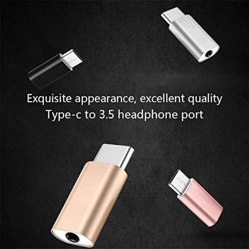Iusun for DJI Osmo Pocket Type C USB-C to 3 5mm Audio