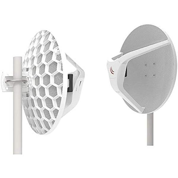 Mikrotik RBLHGG-60ad Kit Wireless Wire Dish 60GHz: Amazon ...