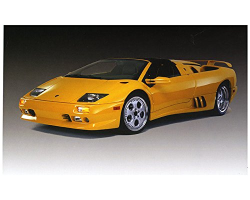 Amazon Com 1999 Lamborghini Diablo Vt Sv Roadster Factory Photo