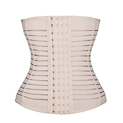d29d0f0a71 Buy Homely Waist Trainer Corset Slimming Women Body Shapers Modeling Strap  Belt Bodysuit Women Shapewear Modeling Strap Waist Cinch Online at Low  Prices in ...