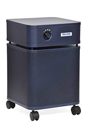Austin Air HealthMate Standard Air Purifier B400E1 HM400 Midnight Blue
