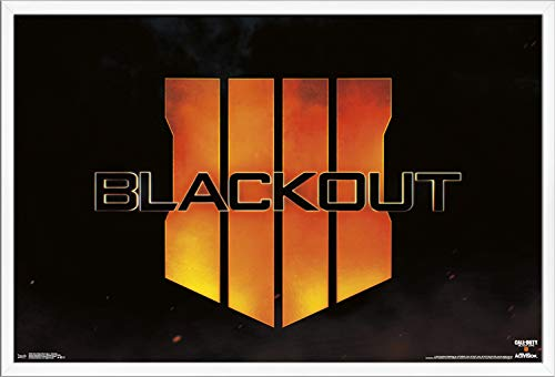 Trends International Call of Duty: Black Ops 4 - Blackout Wall Poster, 24.25