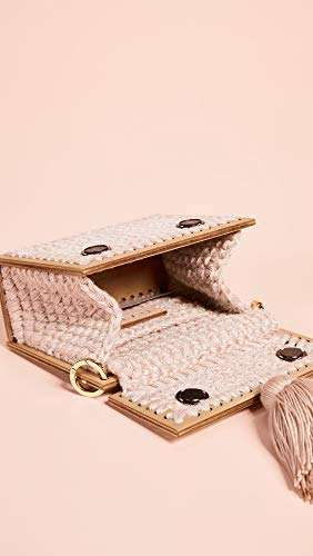 Blush Cream Clutch Women's 0711 Copacabana H7UcAawT