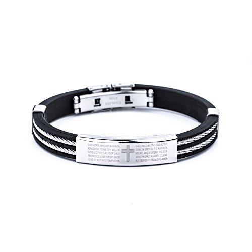 canada rubber bracelet - 2