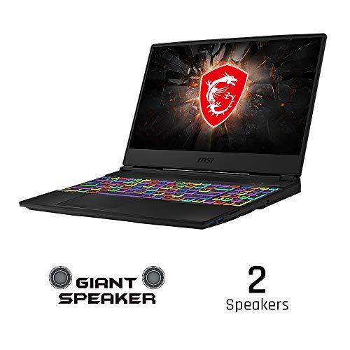 MSI GL65 Leopard, Intel 9th Gen. i5-9300H, 15.6″ FHD Gaming Laptop (8GB/512GB NVMe SSD/Windows 10 Home/Nvidia GTX 1650/ Black/2.3Kg), 9SCXK-065IN