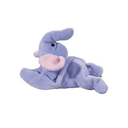 Image Unavailable. Image not available for. Color  Peanut the Light Blue  Elephant - MWMT Ty ... 22248a24ee24