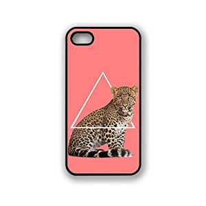 Triangle Cheetah iPhone 5 & 5S Case - Fits iPhone 5 & 5S