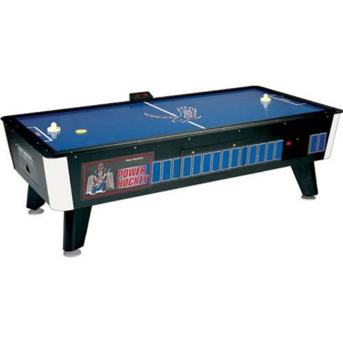 Great American 8 Ft Face-Off Power Hockey with Side Scoring 8HPS/E