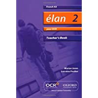 Élan 2: Pour OCR A2 Teacher's Book (Elan 2)