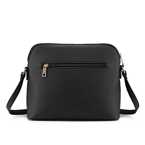 Crossbody In Design Bag For Purses Stylish Black Bags Shoulder Contrast Women dHBwxqPAq
