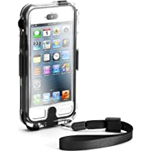 Griffin GB35562 Survivor Waterproof and Catalyst for iPhone 5 - Retail Packaging - Black