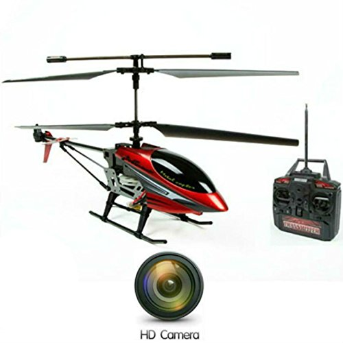 SkyCo RC Helicopter M6 with Video & Photo Camera Drone,2.
