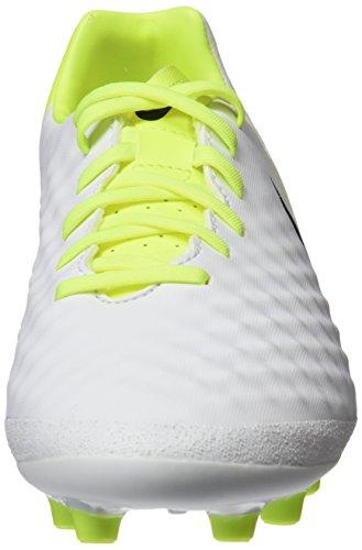 Nike Magista Onda Ii Ag, Botas de Fútbol para Hombre Blanco (White/black-volt-pure Platinum)