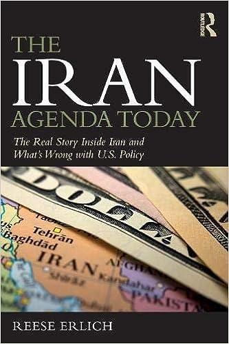 The Iran Agenda Today: Amazon.es: Reese Erlich: Libros en ...