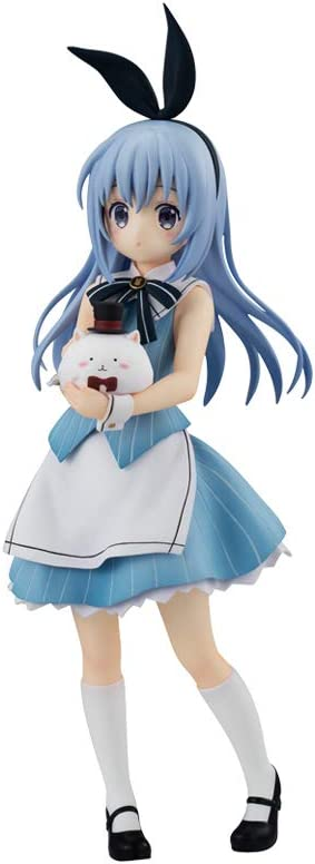 Cocoa Hoto Special Figure Furyu 7 Is the Order a Rabbit?? Tea Party Version