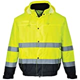 Product review for Portwest Hi-Vis Bomber Jacket (S463)