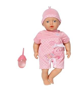 74cc625dd68659 Zapf Creation 818749 - My Little Baby Born - Mädchen: Amazon.de ...