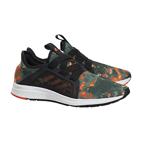 Adidas Edge Lux W, Scarpe da Ginnastica Donna, Nero (Negbas/Energi/Ftwbla), 38 EU