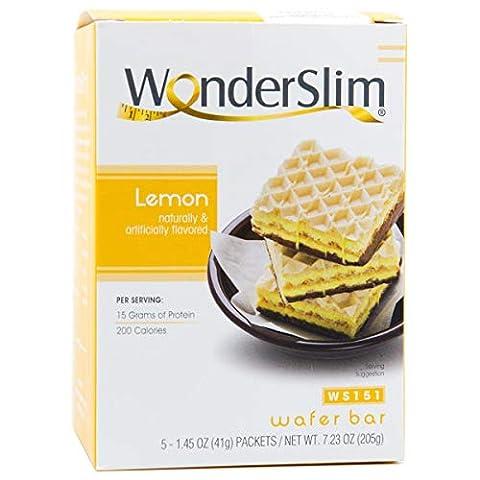 WonderSlim Protein Wafer Bar, PARENT - Sale: $61 USD