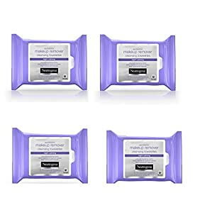 Neutrogena Makeup Remover Cleansing Towelettes Night Calming, 25 Count (Pack of 6) fkmIyZ, 4Pack (Night)