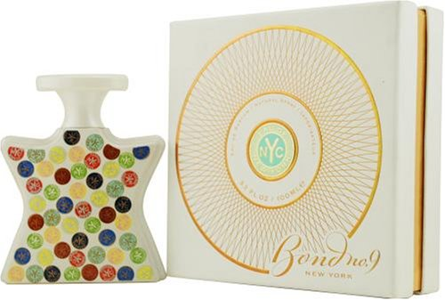 Bond No. 9 Eau De New York by Bond No. 9 For Men And Women. Eau De Parfum Spray 3.3-Ounces