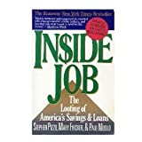 img - for Inside Job: The Looting of America's Savings and Loans book / textbook / text book