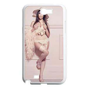 Kim Kardashian for Samsung Galaxy Note 2 N7100 Phone Case 8SS458945