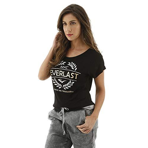 Blusa Feminina Everlast-G-Preto