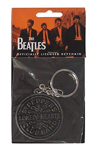 The Beatles Llavero, multicolor, 4,5 x 6 cm: Amazon.es: Hogar