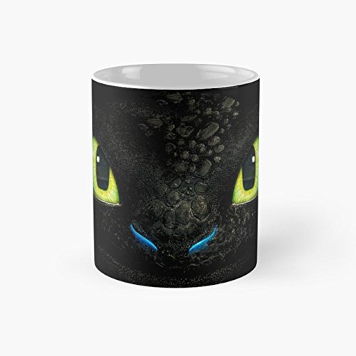 Toothless 110z Mugs ()