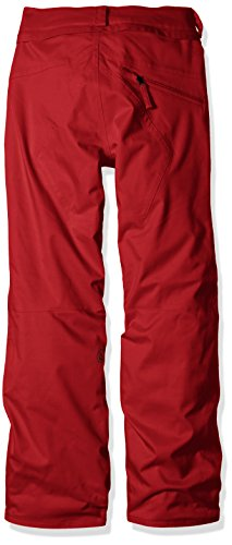 Volcom Big Boys' Cassiar Insulated Pant, Blood Red, XS by Volcom (Image #2)