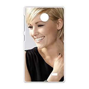 Malcolm Model Helene Fischer Cell Phone Case for Nokia Lumia X