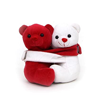 Gift Embraced Couple Teddy Cute Gift For Valentine Gifts110302