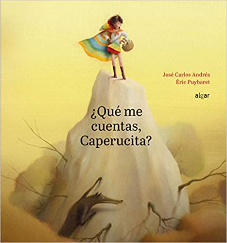 Qué me cuentas, Caperucita?(book-cover)