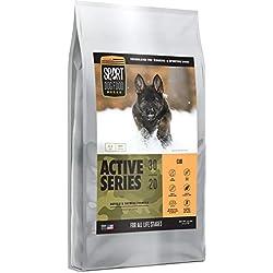 Cub Active Dog & Puppy, Peas & Poultry Free Buffalo Formula