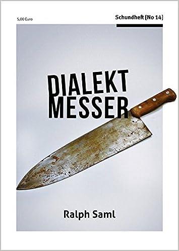 Dialektmesser Gedichte In Wiener Mundart Amazonde Ralph