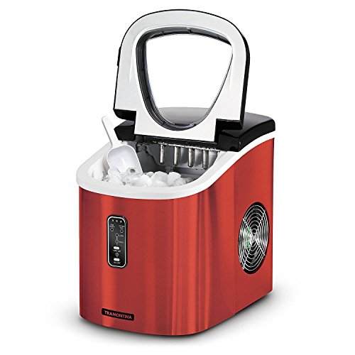 Tramontina Stainless Steel Ice Maker, Red For Sale