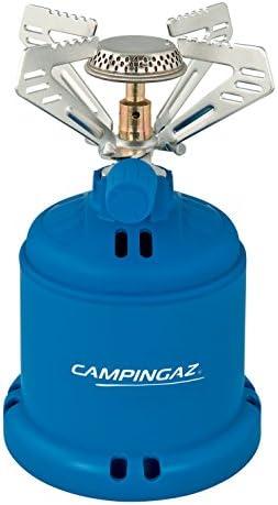 Campingaz 206 S Estufa (hornillo de Gas Ligero de 1 Quemador para Camping o Festival), Azul