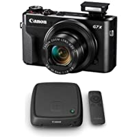 Canon PowerShot G7 X Mark II Digital Camera - With Canon Connect Station CS100